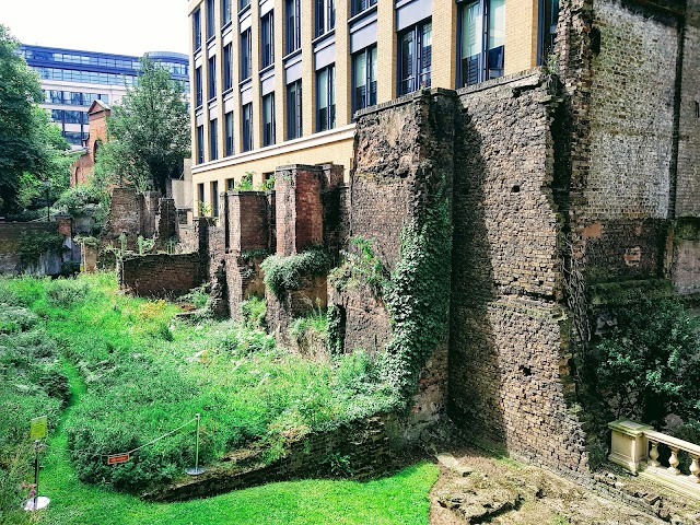 Roman Fort Ruins