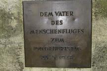Lilienthal Denkmal, Berlin, Germany
