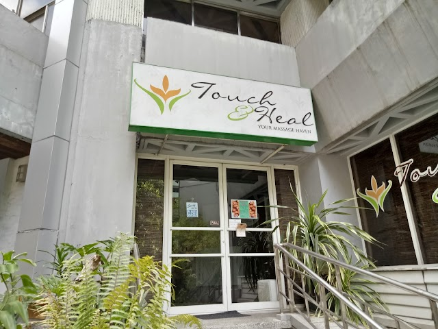 Touch and Heal Massage Haven