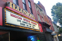 Illusions Bar and Lounge, Baltimore, United States