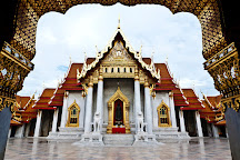 Wat Benchamabophit (The Marble Temple), Bangkok, Thailand