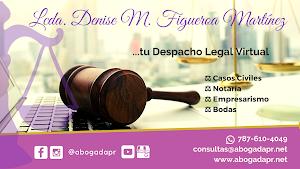 Abogada PR - Lcda. Figueroa Martínez
