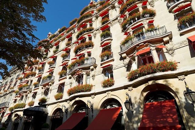 Alain Ducasse Hotel Plaza Athenee