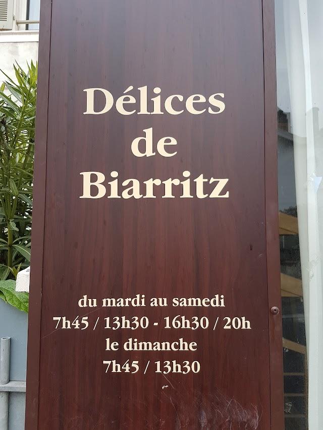 Boulangerie les Délices de Biarritz