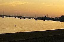 Chalkwell Beach, Southend-on-Sea, United Kingdom