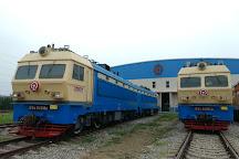 China Railway Museum Dongjiao, Beijing, China