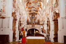 Ehem. Stiftskirche Mariä Geburt, Rottenbuch, Germany