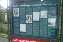 Kleistdenkmal, Berlin, Germany