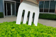 The World's Largest Fork, Springfield, United States