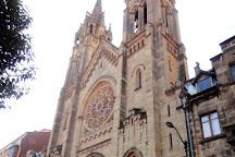 Iglesia de San Francisco de Asis, Bilbao, Spain