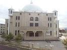 Джума-мечеть г. Каспийк им. Саида Афанди, улица Гамзата Цадасы, дом 37В на фото Каспийска