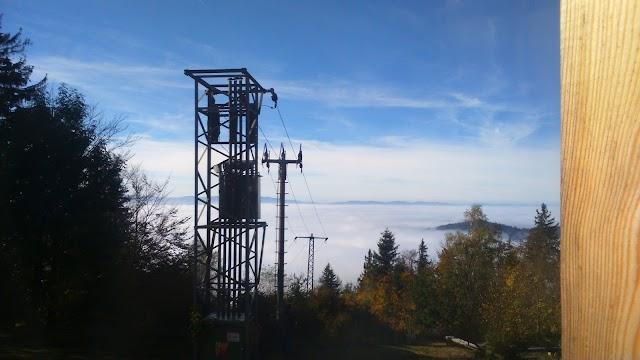 lookout tower Korab