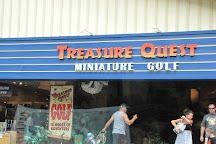 Treasure Quest Miniature Golf, Gatlinburg, United States