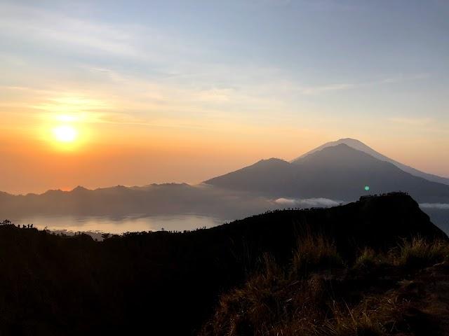 Batur Mount Bali