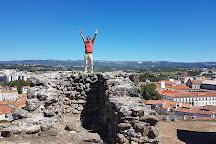 Castle of Alcobaca, Alcobaca, Portugal