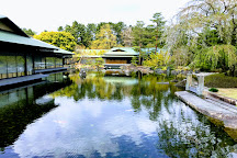 Kyoto Gyoen National Garden, Kyoto, Japan