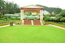 Rose Garden, Ooty (Udhagamandalam), India