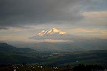 Volcan Imbabura, Otavalo, Ecuador