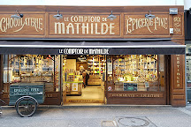 Le Comptoir de Mathilde, Paris, France