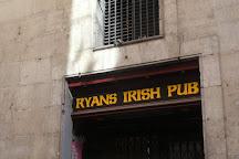 Ryans Irish Pub, Barcelona, Spain
