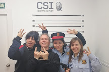 CSI Barcelona Escape Room, Barcelona, Spain