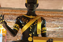 Chedi Yot Thong Temple, Phitsanulok, Thailand