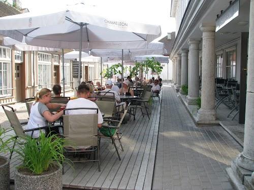 Kohvik-lounge Chamelon