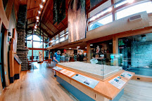 Oconaluftee Visitor Center, Great Smoky Mountains National Park, United States