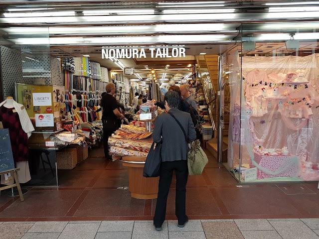 Nomura Tailor Shijo