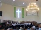 Храм Спасения, Церковь Евангельских христиан-баптистов