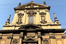 Chiesa San Gottardo al Corso, Milan, Italy