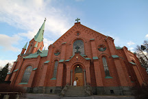 Church of St. Alexander Nevsky and St. Nicholas, Tampere, Finland