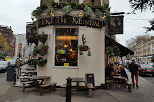 Duke of Kendal Pub, London, United Kingdom