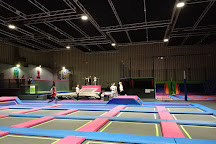 Jumpbox Trampoline Park, Luxembourg City, Luxembourg