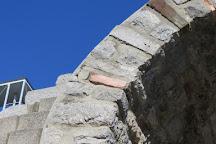Roman Wall, Ljubljana, Slovenia