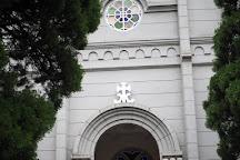 Catholic Tetori Church, Kumamoto, Japan