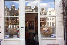 Keren de Vreede Art Gallery, Amsterdam, Holland
