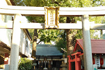 Abenoseimei Shrine, Osaka, Japan