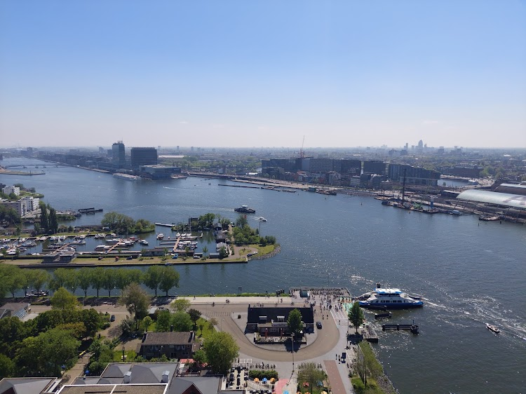 A'DAM Lookout Amsterdam
