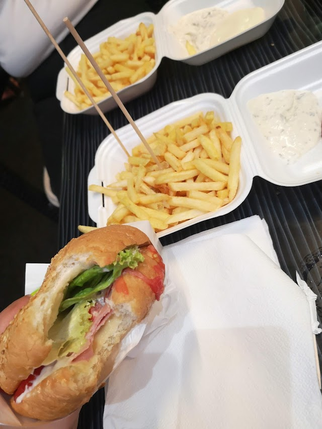 Fast food NANA