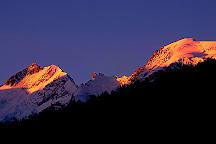 Piz Bernina, St. Moritz, Switzerland