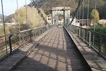 Ponte delle Catene, Bagni di Lucca, Italy