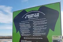 Bark Park, Blackfalds, Canada