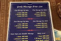 Genki Massage, Bangkok, Thailand