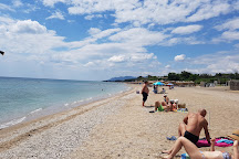 Beach of Saint Paraskevi, Makri, Greece