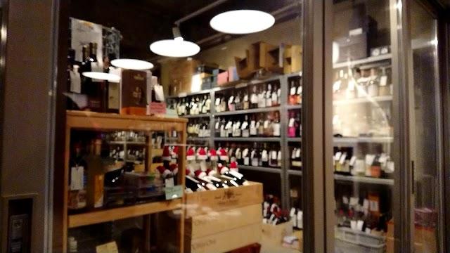 Wine shop Fujimaru