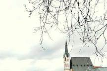 Church of St. Vitus, Cesky Krumlov, Czech Republic