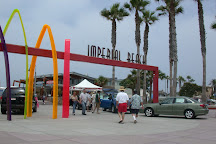 Imperial Beach Pier, Imperial Beach, United States
