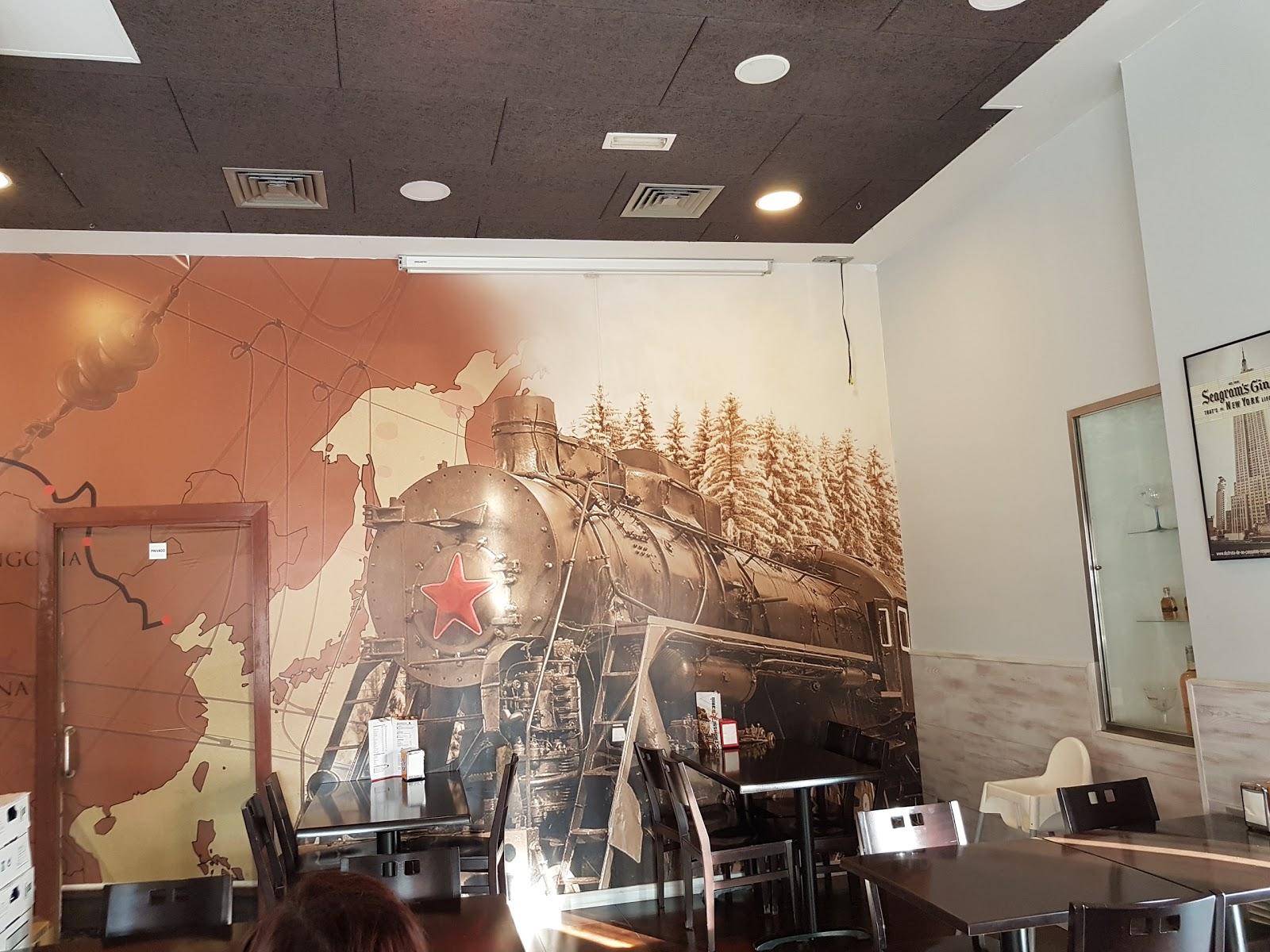 Cafe Transsiberia