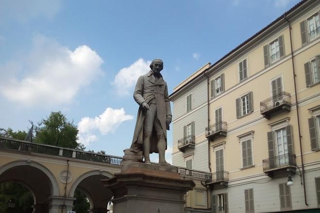 Monumento a Giuseppe Luigi Lagrange, Turin, Italy